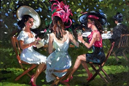 A Private View with Sherree Valentine Daines