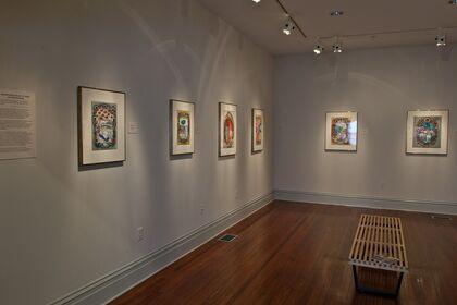 Robert Rauschenberg: Kyoto, Sri Lanka, and Thai Drawings