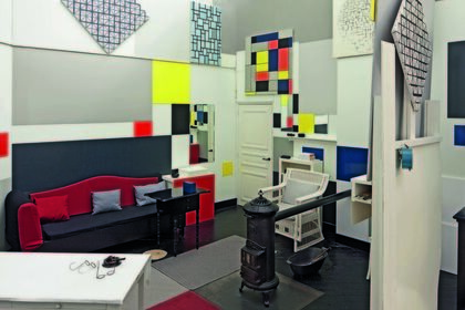 Mondrian and his Studios