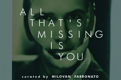 Mauro Vignando | All that's missing is you