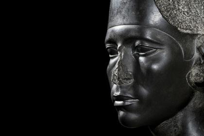 Pharaoh. The Face of Power