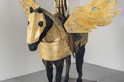 Joshua Goode: Pegasus Armor