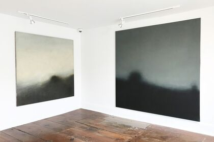 Louise Crandell: PAINTINGS with sound works selected by Andy Graydon