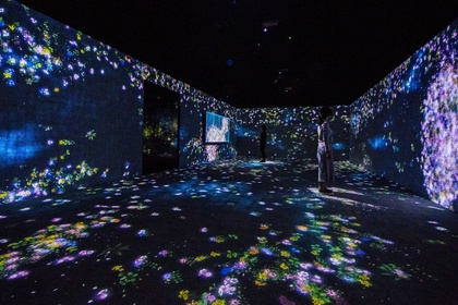 teamLab: Living Digital Space and Future Parks