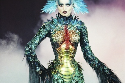 Thierry Mugler: Creatures of Haute Couture