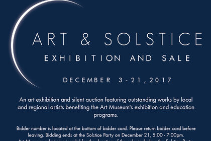 Art & Solstice Exhibition and Sale