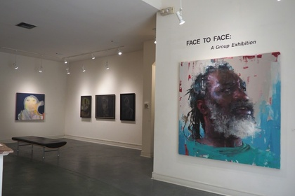 Face to Face: A Group Exhibition