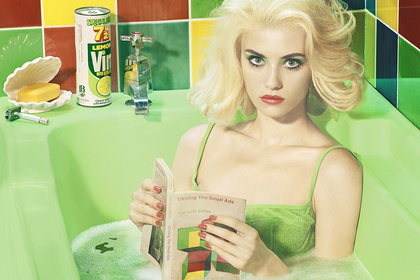 Miles Aldridge (after) – Projects with Harland Miller, Maurizio Cattelan, Gilbert & George