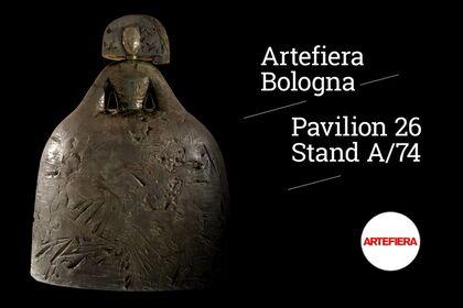 Contini Art Gallery at Artefiera Bologna 2017