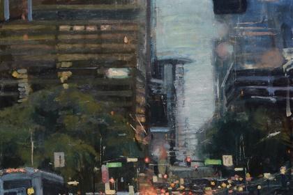 Spectrum: Jim Beckner Solo Exhibition