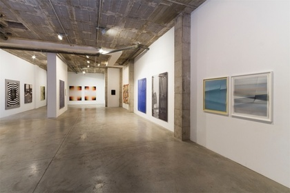Group Show: Painting The Sky Blue