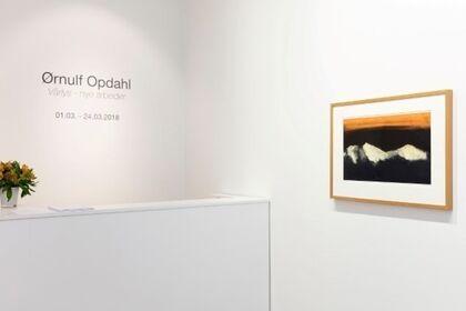 Ørnulf Opdahl - Nye arbeider