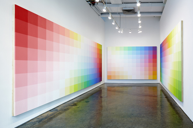 Robert Swain: Color as Color