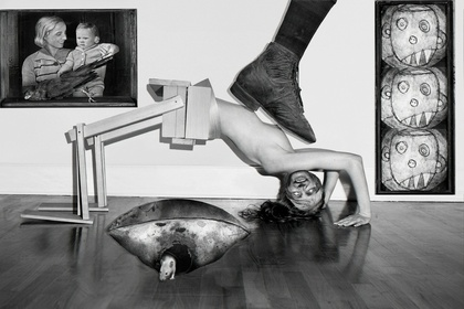 Roger Ballen and Asger Carlsen - No Joke