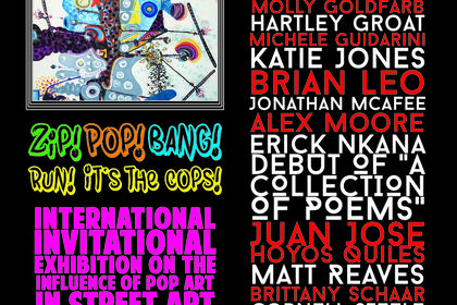 Zip Pop Bang! Run, It's the Cops!: Contemporary Pop Art and it's influence on Street Art