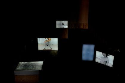 Satellites at Night: David Meskhi