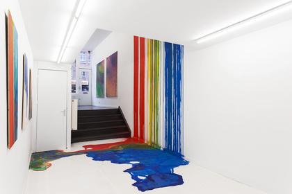 Residue, a solo exhibition by Rutger de Vries
