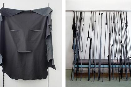 Anneliese Schrenk: Portrait und Hinterzimmer