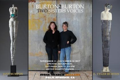 BURTON2BURTON, TWO SISTERS VOICES