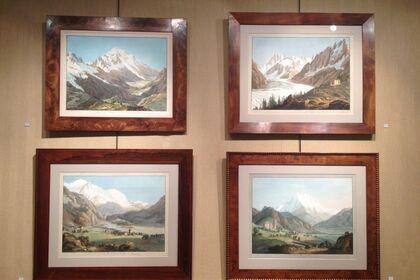 Alpine Landscapes - 18-19th Centuries