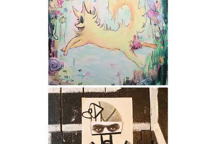 Figures - Marlon Forrester, Erin Hinz