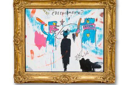 "Basquiat's ""Defacement"": The Untold Story"
