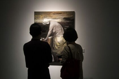 """""""A Preview in Taiwan – before the Venice Biennale"""" Cen Long Solo Exhibition"""
