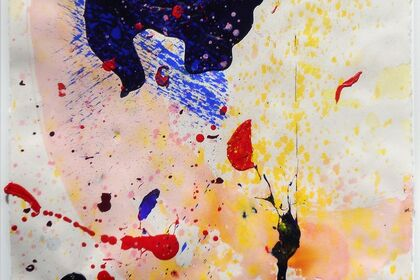 SAM FRANCIS: FROM DUSK TO DAWN