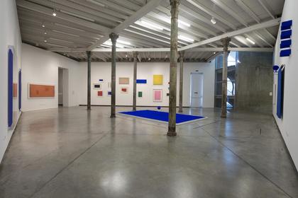 Yves Klein. Retrospective