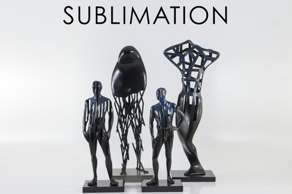 """Sublimation"" by Andre Stead"