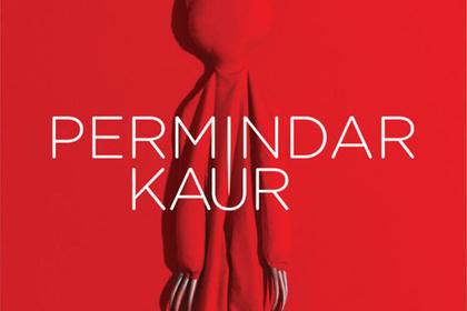 Permindar Kaur Black and Blue