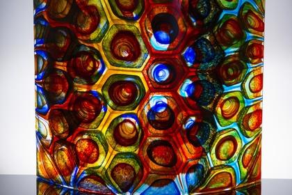 Illumination of Glass