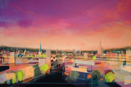 Christopher Farrell 'Vantage Point - A Contemporary View of Oxford'
