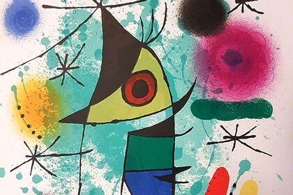 Joan Mirò - Exhibition