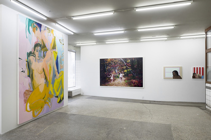 Nude - Group exhibition