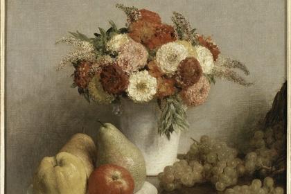 Henri Fantin-Latour: À fleur de peau