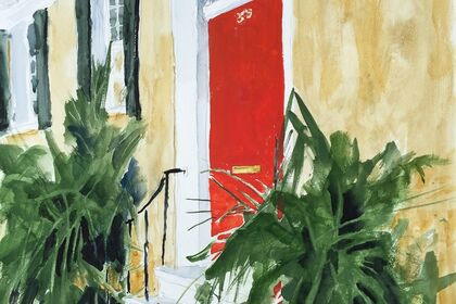 Inside & Out: Joyce Hall & Frank Peabody