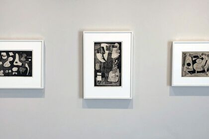 Alice Trumbull Mason: Graphic Works from Atelier 17