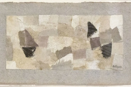 Anne Ryan (1889 - 1954): Collages