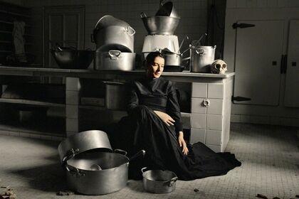 Marina Abramović - The Kitchen