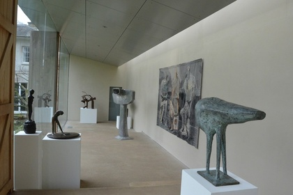 Shaping a Century: Works by Modern British Sculptors