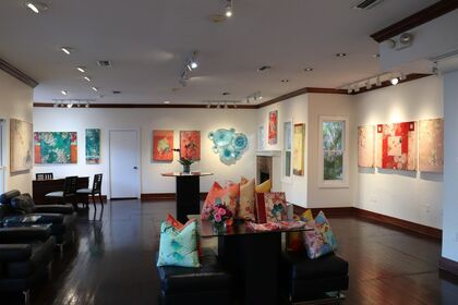 Kathe Fraga Solo Exhibition