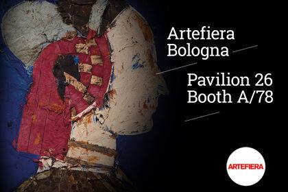 Contini Art Gallery at Artefiera Bologna 2018