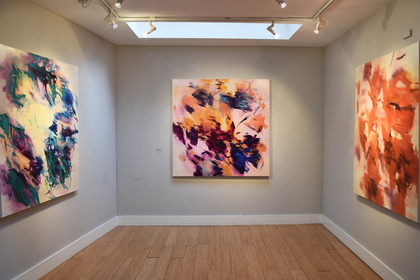 Rebecca Meanley - The inexplicable moments of painting