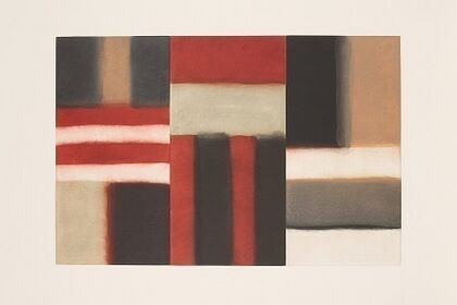 Sean Scully; Selected prints - etchings and lithographs