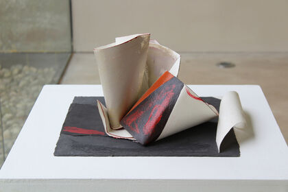 Anthony Caro: Paper Like Steel
