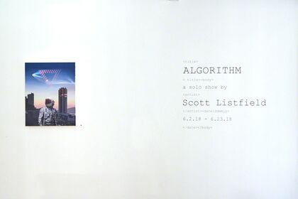 Scott Listfield: Algorithm
