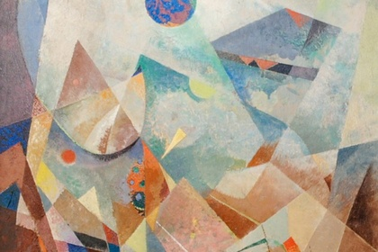 Abstraction Inspired by Nature: The Art of Will Henry Stevens