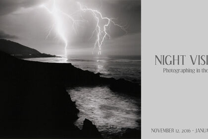 NIGHT VISION: Photographing in the Dark