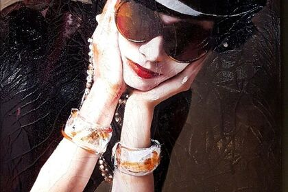 Lita Cabellut - The collection